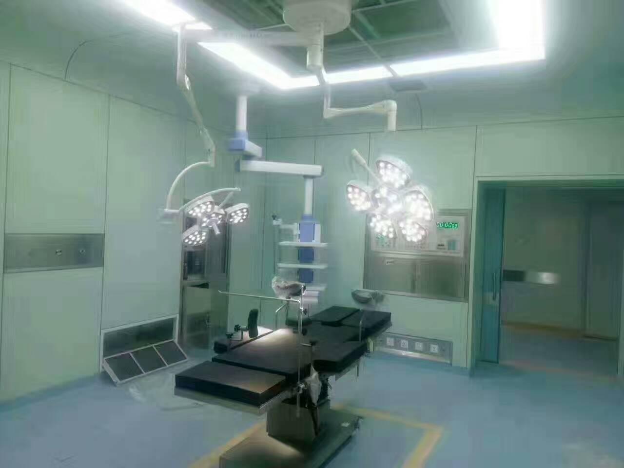 空气净化工程中手术室的装修