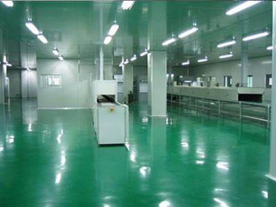 实验室装修--GMP洁净厂房