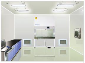 手术室净化级别标准,层流净化手术室